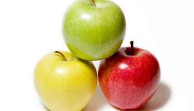 مزایای سیب