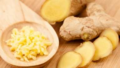 ارزش غذایی زنجبیل و مهمترین ترکیبات موجود در آن