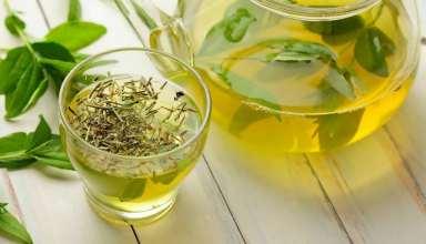 فواید مصرف و خواص چای سبز