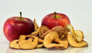 خواص سیب خشک و مزیت های آن