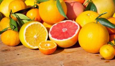 آشنایی با میوه های مضر برای سرماخوردگی